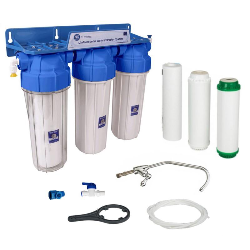 фильтра для воды ( обезжелезователи и умягчение воды)
