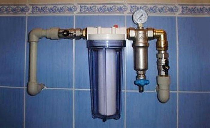 Фильтр для воды СПБ