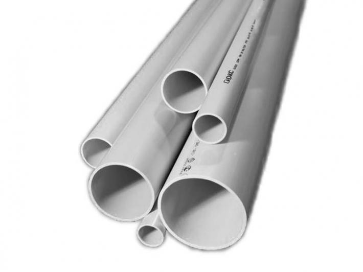 Пластиковые трубы СПБ