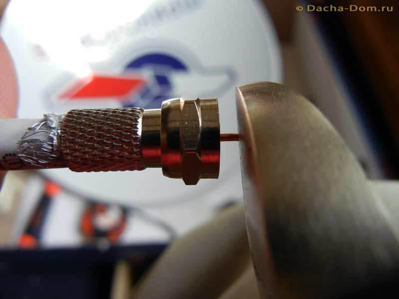 ТВ-краб и антенный кабель СПБ