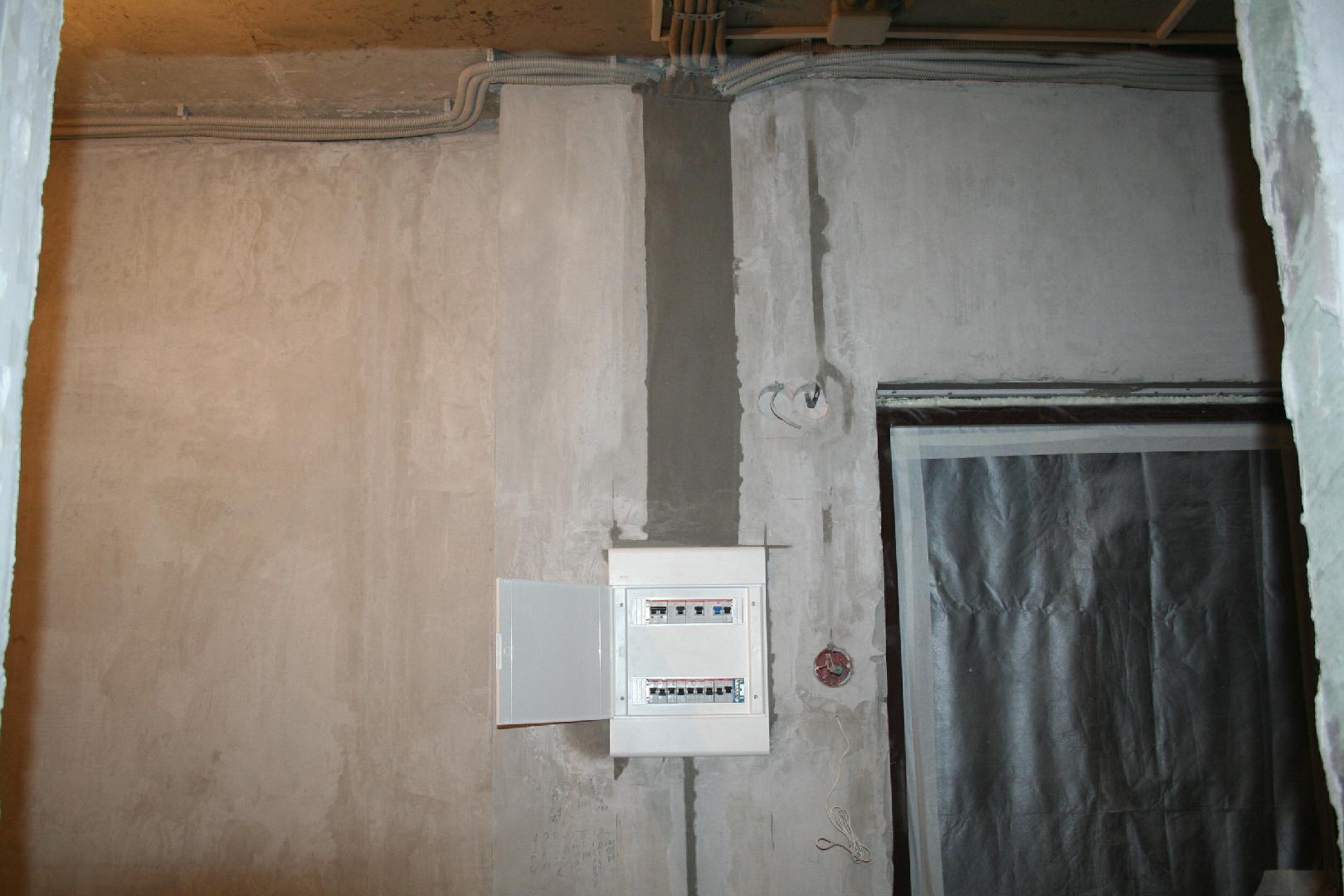 Электрический щиток СПБ